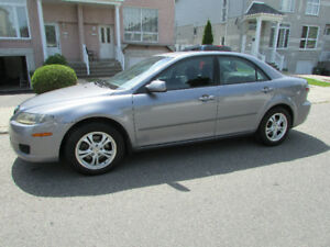 2007 Mazda 6 - *A/C* *AUTO* *MAGS* *8 TIRES*