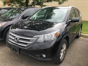 2012 Honda CR-V TOURING | NAVI | SUNROOF | LEATHER | ECON |