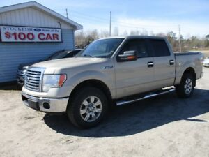 """2010 Ford F-150 4WD SuperCrew 145"""" X"""