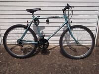 RALEIGH MIRAGE QUALITY BIKE/LARGE FRAME 22 INCH