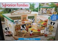 FOR SALE: Sylvanian Families Village store and accessories in immaculate condition
