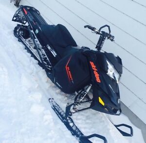 2015 skidoo summit sp 600