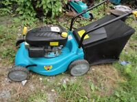 16 inch Petrol Lawnmower. fully working.