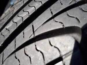 4 pneus d'été PIRELLI summer tires 205/60/16