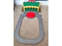 Thomas Take and Play Tedmouth Shed