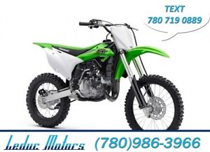2017 Kawasaki KX100 - LOWEST SHOP RATE IN 100KMS, CALL TODAY!