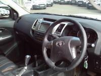 Toyota Hilux Invincible X D/Cab Pick Up 3.0 D-4D 4Wd 171 Auto DIESEL (2016)