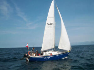 Newly Overhauled Sailboat with Trailer For Sale