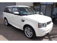Land Rover Range Rover Sport TDV6 HSE-SATNAV-REAR CAMERA-HEATED LEATHER