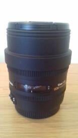 sigma ex 10mm fish eye lens