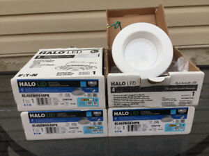Halo pot lights (new)