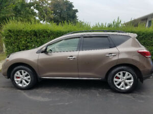 2011 Nissan Murano SL AWD SUV  (Nissan dealer serviced)