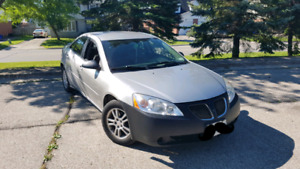 2006 Pontiac G6 As Is