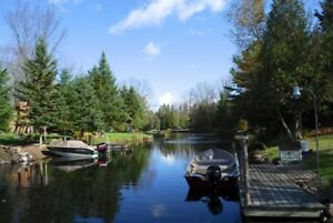 AFFORDABLE WATERFRONT HOME IN THE KAWARTHAS