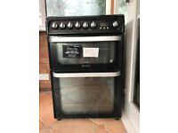 Hotpoint Ultima Electric Oven (HUE61K)