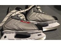 Brand-new SBK size 7 Ice skates