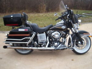 Wanted 1984 Harley touring