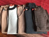 Genuine Hugo Boss & Armani Jeans Knitwear