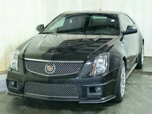 2012 Cadillac CTS-V Coupe Manual w/ Navigation, Leather, Recaro