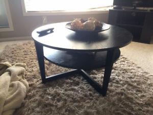 Black Coffee Table - IKEA