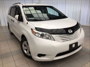 2014 Toyota Sienna LE Standard Package: Brakes Serviced.