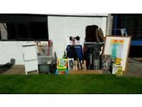 House clearance job lot