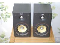 B & W 600 s3 speakers.