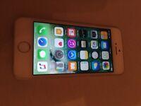 iPhone 5s 16gb on Vodafone Lebara and talk talk