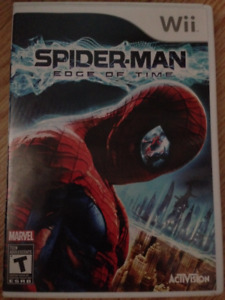 spider man edge of time.