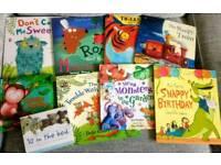 Selection of children's books 3for2