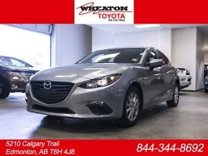 2016 Mazda Mazda3 GS Sport, Hatchback, Heated Seats, Alloy Rims,