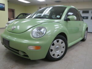 2005 Volkswagen Beetle Coupe (2 door)
