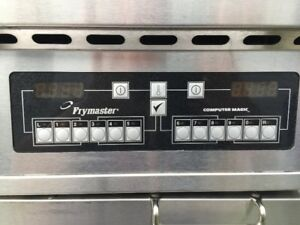 FRYMASTER H117TCSD High Efficiency with CM 3.5 magic controls