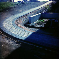 Landscaping - Patios, Walkways, Sod and Zero-scaping.
