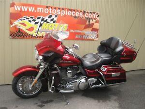 2009 Harley-Davidson FLHTCSE Screamin Eagle