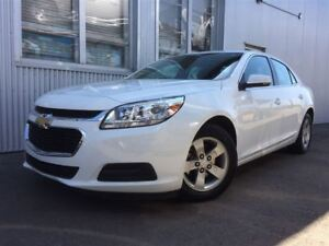 2016 Chevrolet Malibu LT, BLUETOOTH, SATELLITE RADIO.