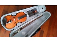 Violin 1/2 size, very good condition