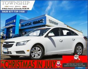 2012 Chevrolet Cruze LT w/1LT - $6/Day