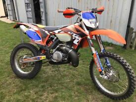 2012 KTM 250 exc not sx or exc