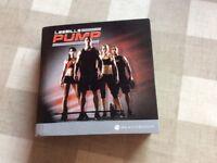 LesMills Pump Workout Beachbody DVDs