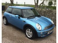 BMW mini one 1.6