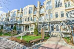 Eautiful Luxury Townhouse W/Built-In Top Finishing. Must See!!