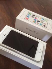 iPhone 5s 16gb unlocked like new