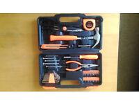 Portable DIY Tool Kit 41pc