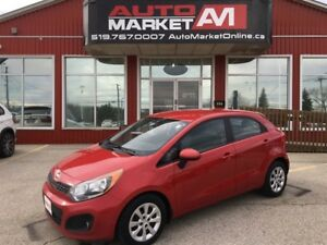 2013 Kia Rio LX+, ALLOYS, WE APPROVE ALL CREDIT