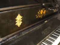 Archibald Ramsden Piano ( Upright) circa 1900. Very good at retaining tune