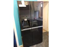Huge LG Amercian Fridge Freezer, With Ice maker, no plumbing needed
