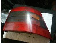 VW Golf Mk4 O/S Rear Light (2001)