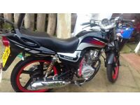 LEXMOTO ARROW 125cc