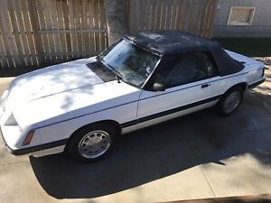 1984 Mustang LX drop top with PRICE DROP!!